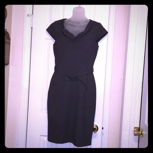 Calvin Klein Charcoal Grey Dress.